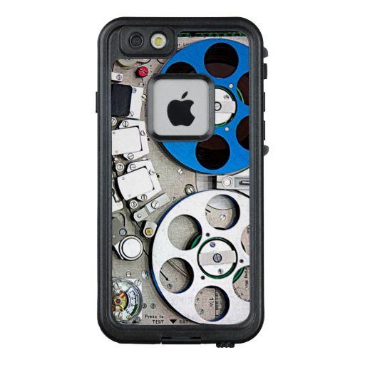 Retro Reel To Reel Audio Tape LifeProof® FRĒ® iPhone 6/6s Case