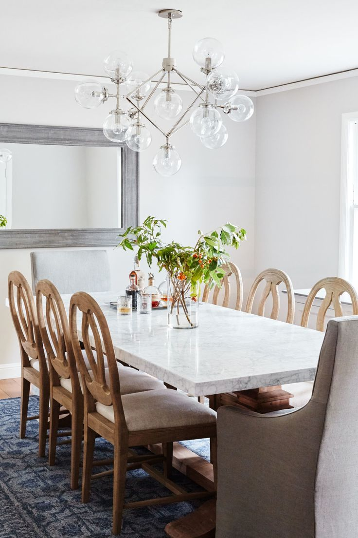 Fresh Dining Table Trends 2017