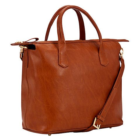 Buy John Lewis New Grainy Soft Tote Handbag Online at johnlewis.com