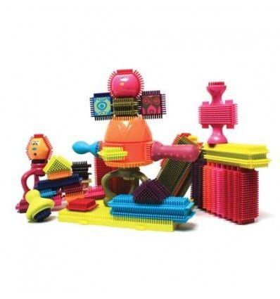 B.Toys Klocki Jeżyki Spinaroos https://pulcino.pl/btoys/460-btoys-klocki-jezyki-spinaroos.html
