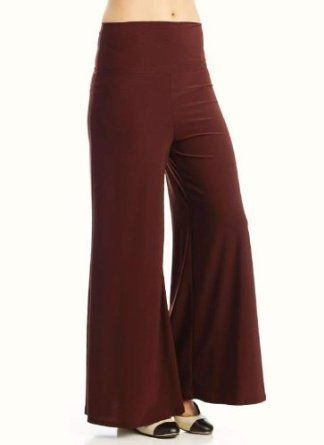 wide leg pants SM BROWN Best Cody. $18.60