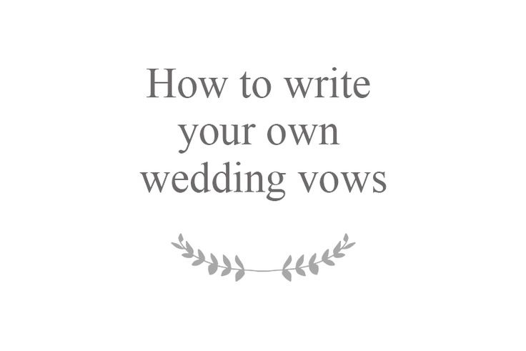 Writing your own wedding vows - http://claireelisephotography.com.au/writing-wedding-vows/