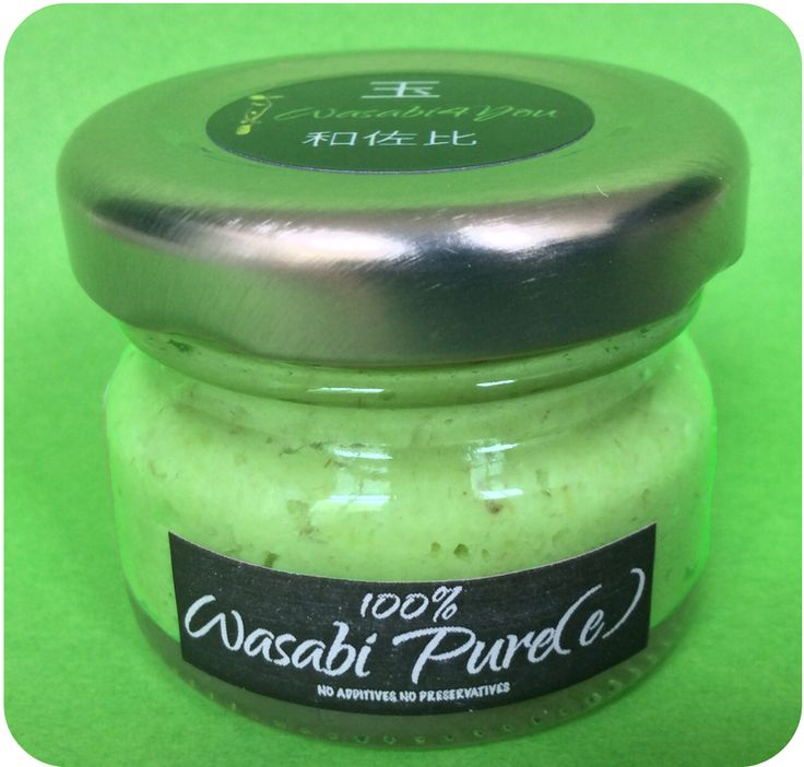 Fresh Wasabi Pure(e) 25 grams