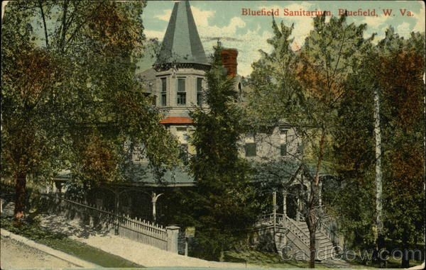 Bluefield Sanitarium, Bluefield, West Virginia