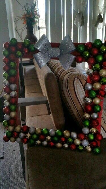 Dale un toque divertido y original a tu fiesta navideña con un marco gigante para que tus invitados puedan posar y tomarse todas las fotos ...