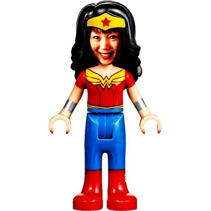 Miki, The LEGO Movie.