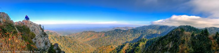 https://flic.kr/p/dkiBTk | Great Smoky Mountains National Park | Great Smoky Mountains National Park - Nashville Hiking Meetup on Charlies Bunion - October 13, 2012
