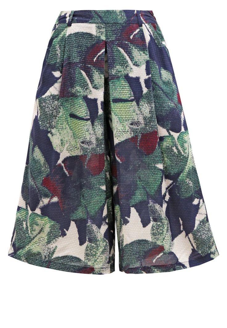 More & More Spodnie materiałowe pinetree multi culotte