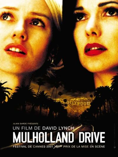 Mulholland Drive Film américain français de David Lynch (2001)