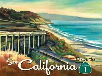 Take the drive. California Highway 1 - Cruise along the coast, past windswept beaches and majestic 30-foot bluffs, through quaint coastal towns, all while enjoying some of the most mesmerizing scenery in the country.