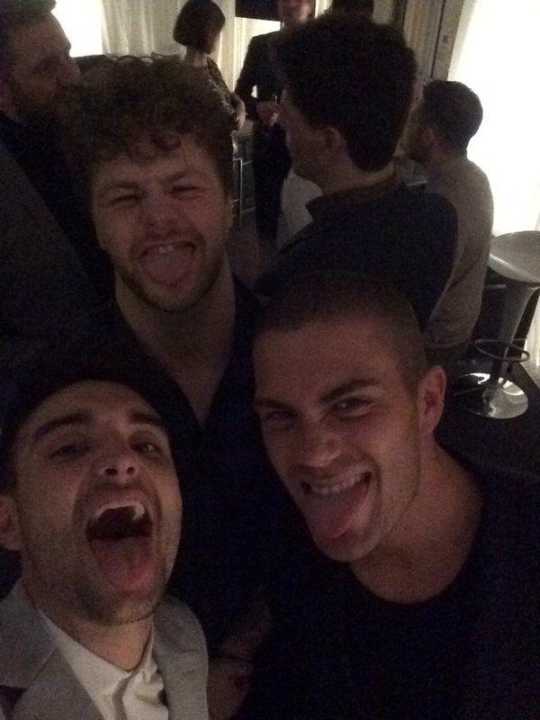 Tom, Max & Jay