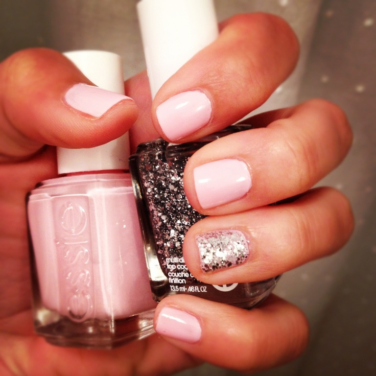 """Essie Figi-my all time favorite nail polish. it's the perfect """"milky pink"""" color & looks fabulous on many skin tones. GET IT!!!"""