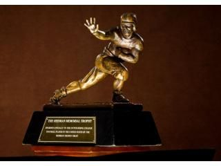 Heisman Trophy 2014 Odds, Preview, & Predictions » Picks and Parlays