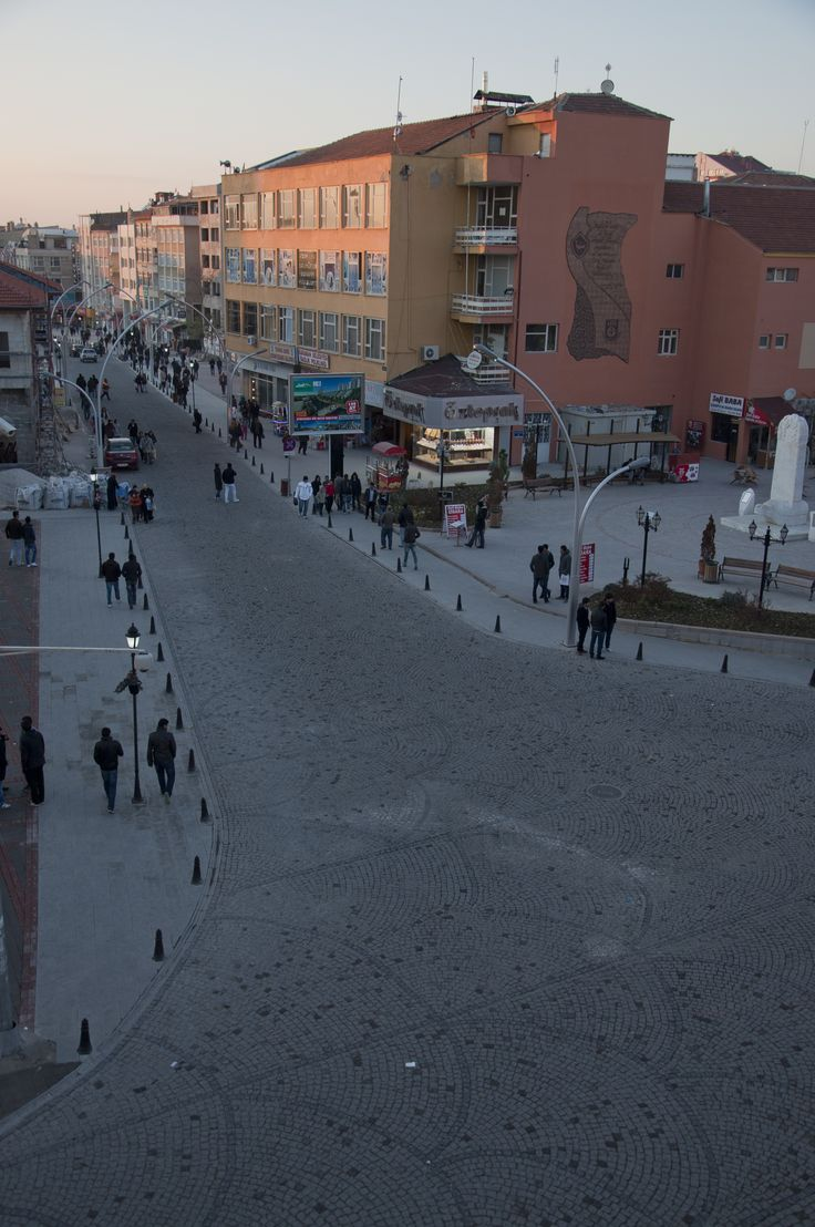 Karaman İsmetpaşa caddesi