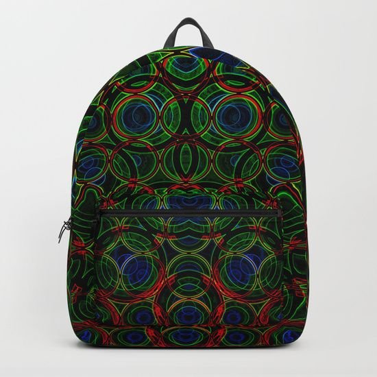 Biology Modern Backpack by Scar Design. #backpack #modern #style #green #society6 #summerbackpack #campus #campusbackpack #backtoschool #schoolbackpack #teenagergifts #giftsforhim #giftsforher #highschoolbackpack