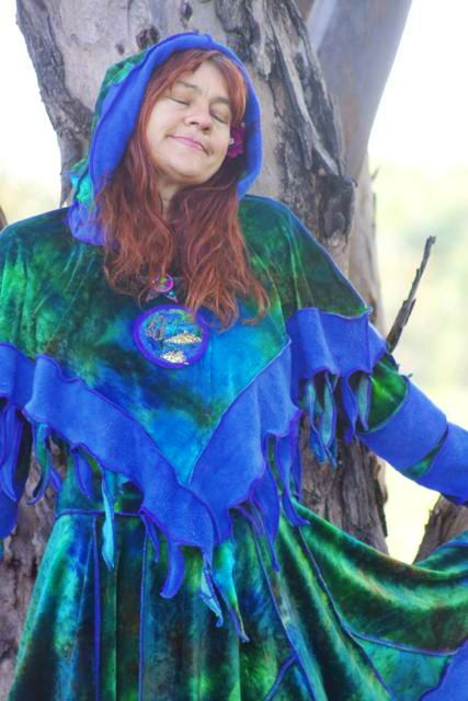 I AM DRESS & PONCHO There is a vibration that comes with every Wunjo Crow creation. Its sewn into every seam, it comes from choosing always to walk in the light, even when the shadows threaten to engulf. It comes from a path of honoring our sacred selves, our mother earth, the animals and each other https://www.facebook.com/events/248773458650107/