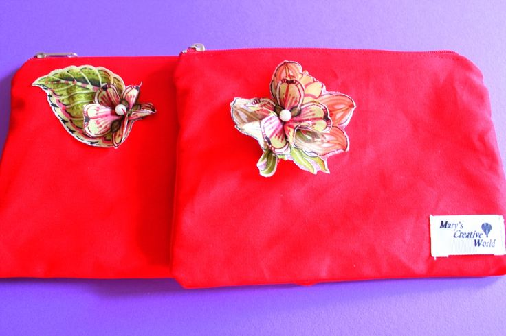 Red Pouches