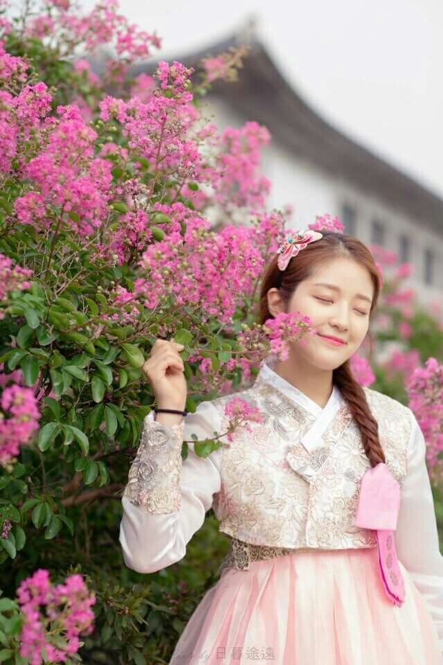 KOREAN HANBOK ☼ Pinterest policies respected.( *`ω´) If you don't like what you see❤, please be kind and just move along. ❇☽