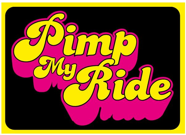 "Wholesale Printers - Pimp My Ride ""Bumper Sticker"" car stickers, $2.00 (http://www.wholesaleprinters.com.au/pimp-my-ride-bumper-sticker-car-stickers)"