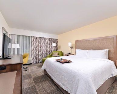 Hampton Inn Cartersville Hotel, GA - King Guest Room