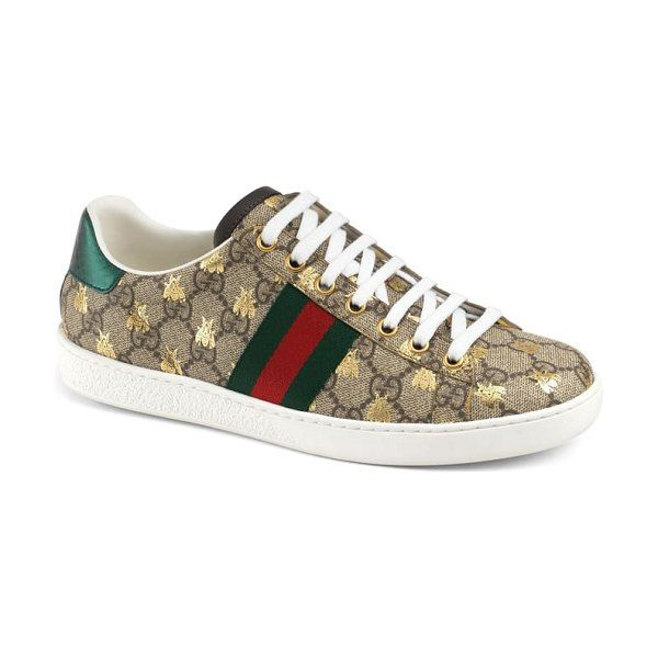 1d590e065dd sneakers for toddlers boys. Gucci new ace monogram bee sneaker.  gucci   sneakers  activewear