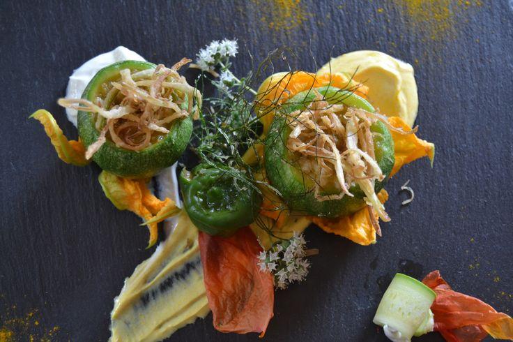 Γεμιστά λαχανικά.!!!