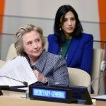 The State Department Inspector General is now investigating the arrangement between Huma Abedin and then-Secretary of State Hillary Clinton.    Inspector Steve Linick is looking into the program that