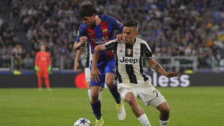 PT KONTAK PERKASA FUTURES - Juventus meraih keuntungan dari leg pertama perempatfinal Liga Champions usai menang 3-0 atas Barcelona. Paulo Dybala menjadi bintang dengan mencetak dua gol.   #Kontak Perkasa #KONTAK PERKASA FUTURES #kontakperkasa #KONTAKPERKASA FUTURES #PT Kontak Perkasa #pt kontak perkasa futures #pt kontakperkasa #pt kontakperkasa futures