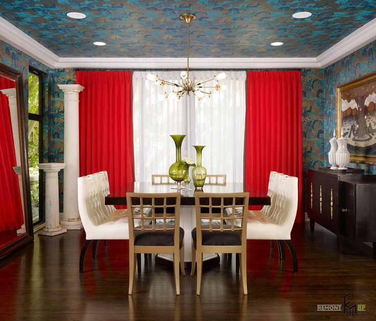 http://www.drissimm.com/wp-content/uploads/2015/07/Deluxe-dining-room-interior-design-decorated-with-elegant-red-curtain-ideas.jpg