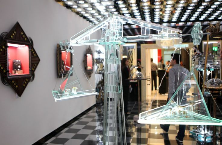 """Galeriile Sabion - Romania-  The most beautiful shop in the world award - ARE Design Awards from USA. We won this price in front of the other nominees """"Macy's"""", Tiffany's, Apple Store . I'm very proud about my country. :))"""