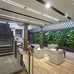 The Boys Are Back: David Adjaye Brings Proenza Shouler to SoHo   Projects   Interior Design