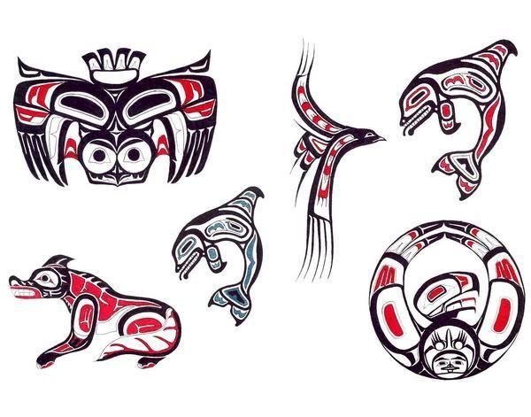 tattoo Haida