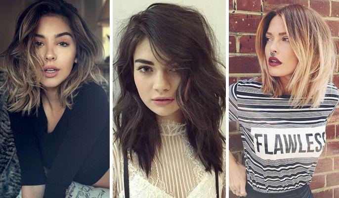 I tagli di capelli medi, si sa, piacciono a tutte: stanno bene a ogni tipo di viso e sono pratici; fortunatamente, anche per la moda capelli 2017, long bob e tagli medi scalati saranno protagonisti indiscussi. Ecco una panoramica delle tendenze in voga per l'autunno inverno 2016-2017