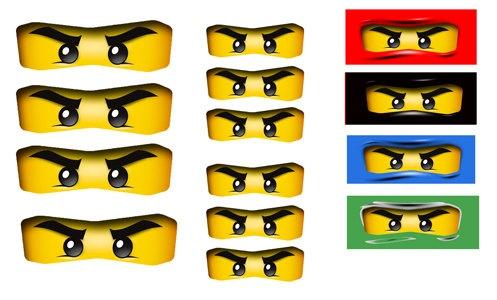 1000 Images About Ninjago On Pinterest Lego Printable