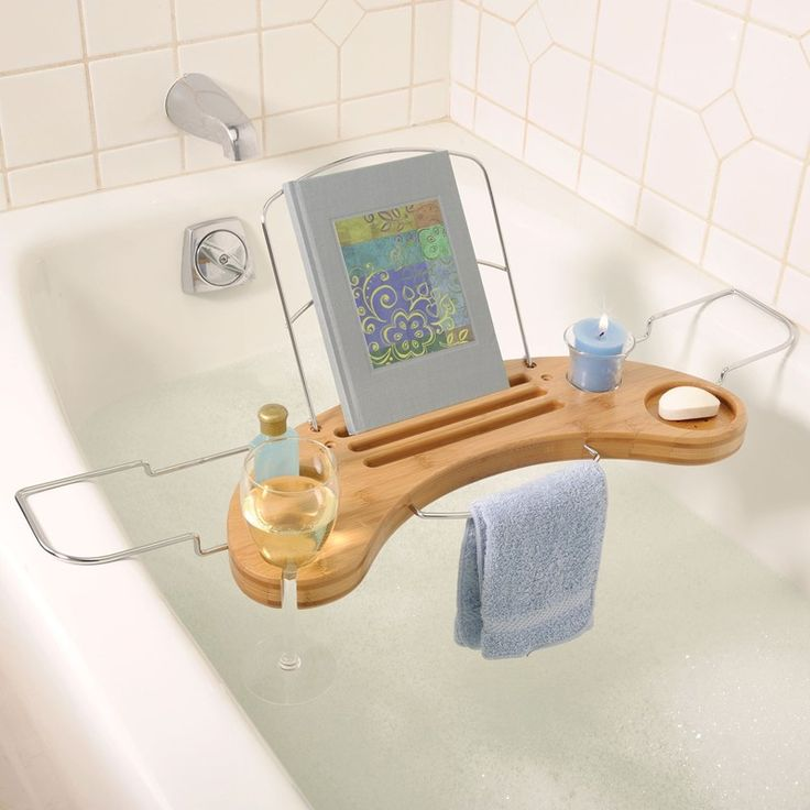 Reading In The Bathtub Accessories | New House Designs