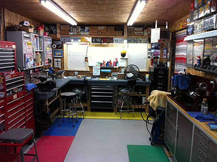 474 Best Garage Workshop Images On Pinterest