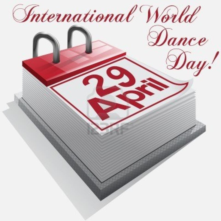 """APRIL 29th...INTERNATIONAL DANCE Day...""""Life Isn't About Waiting 4 the Storm 2 Pass...it's about Learning 2 Dance in the Rain. """"To Watch Us Dance...is 2 Hear Our Hearts Speak"""", so """"Dance Like Nobodies Watching"""", I Hope U Dance!  cherokeebillie.com"""