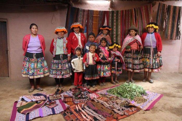 Pérou - Développement du tourisme solidaire - Les femmes de la communauté Amaru