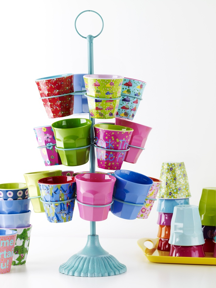 Melamine Cups from RICE