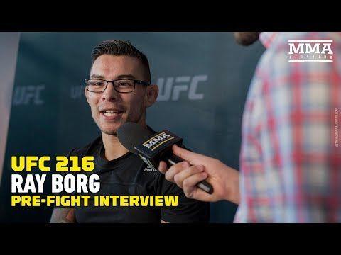 MMA Ray Borg Guarantees a Win Over Demetrious Johnson at UFC 216 - MMA Fighting