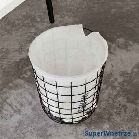 Kosz Menu Wire Bin czarny 9000539