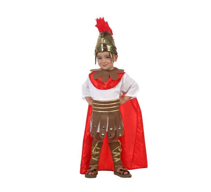 4 años Es un valiente gladiador