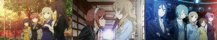 Schoolgirl Strikers: Animation Channel VOSTFR | Animes-Mangas-DDL