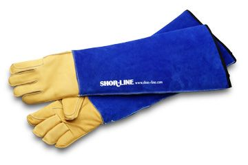 Animal Handling Gloves | By Shor-Line
