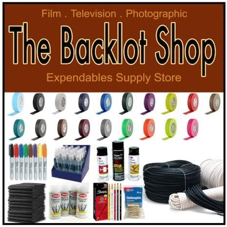 """Camera Dept, Lighting Dept - Gels from the Backlot Shop. Glass And Gear Diffusion Gel Kit. Six 12x12 diffusion gels to soften light, decrease contrast and shadows. Contains two each of """"light frost, """"medium silk"""" gels and two """"heavy spun"""" polyester sheets."""