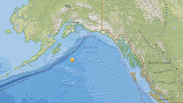 Powerful earthquake triggers tsunami warning in B.C. and