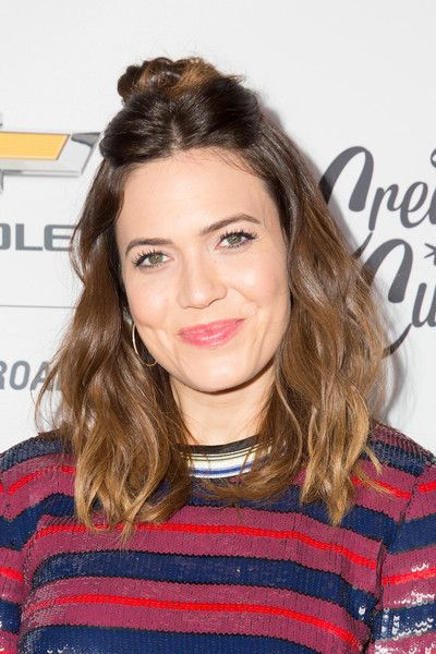 Mandy Moore Photos Photos Create Cultivate And Chevrolet Host