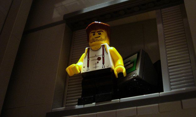 Die Hard, 1988 | All Of Hollywood History In Lego Form