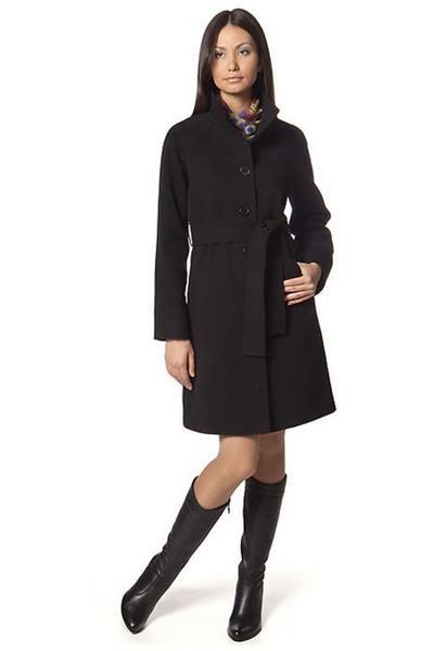 Темные пальто