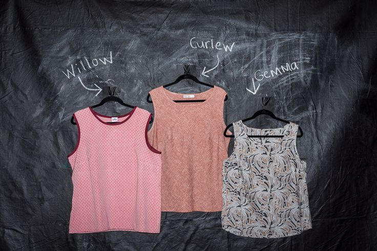 Favorite Tank Top Patterns to Sew by Sewing is Required, Sewing Pattern, Sewing Patterns for Women, Tank Top Sewing Pattern, Willow Tank, Grainline Studio, Merchant & Mills, Curlew T Shirt, Made by Rae, Gemma Tank, Sewing blog, how to sew, maker style, sewing blogger, sewing is required